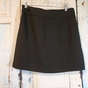 Banana Republic Lined Wool 90s Style Skirt Size 6